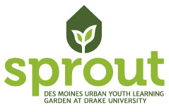 Sprout: The Des Moines Urban Youth Learning Garden at Drake University